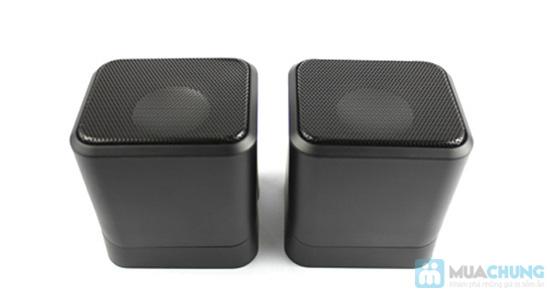 Loa Mini Speaker 3D Sound xoay 180 độ - Chỉ 102.000đ/01 bộ - 3