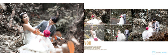 Gói chụp ảnh cưới tại Ảnh viện áo cưới Nguyên Vũ - Chỉ với 3.500.000đ - 7