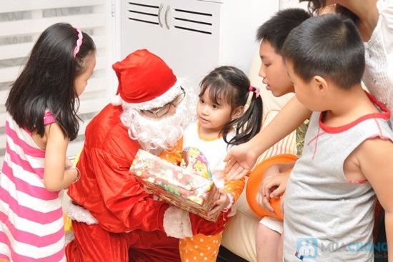 Dịch vụ ông già Noel giao quà tận nhà - Chỉ 75000đ - 2