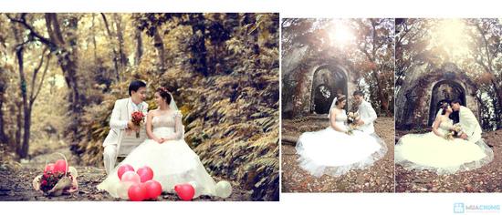 Gói chụp ảnh cưới tại Ảnh viện áo cưới Nguyên Vũ - Chỉ với 3.500.000đ - 13
