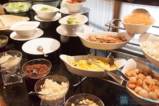 Buffet tối Noel (24/12) hoặc Giao thừa (31/12) tại Nhà hàng Mezzanine - Chỉ 602.000đ/01 người - 16