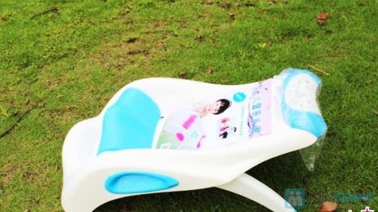 Ghế gội đầu cho bé - có nấc điều chỉnh chiều cao - 6