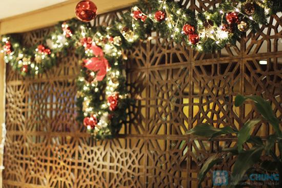 Buffet tối Noel (24/12) hoặc Giao thừa (31/12) tại Nhà hàng La Mezzanine - Chỉ 602.000đ/01 người - 24