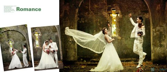 Gói chụp ảnh cưới tại Ảnh viện áo cưới Nguyên Vũ - Chỉ với 3.500.000đ - 3