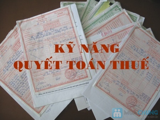 KHÓA HỌC KỸ NĂNG QUYẾT TOÁN THUẾ tại Trung Tâm hỗ trợ kế toán Bình Minh - Chỉ 200.000 đ - 1