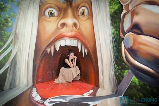Phiếu vào cổng chụp hình 3D tại Nhà hát Bến Thành - Chỉ 50.000đ - 7