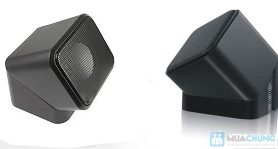 Loa Mini Speaker 3D Sound xoay 180 độ - Chỉ 102.000đ/01 bộ - 2
