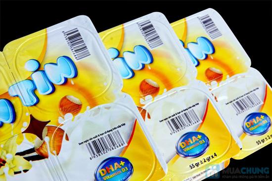 Combo 4 vỉ váng sữa Tin Tin - Bổ sung DHA và Vitamin B3 - 3