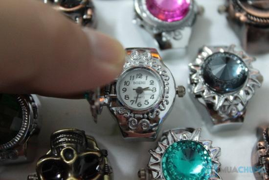 Nhẫn đồng hồ - Chỉ 50.000đ - 24