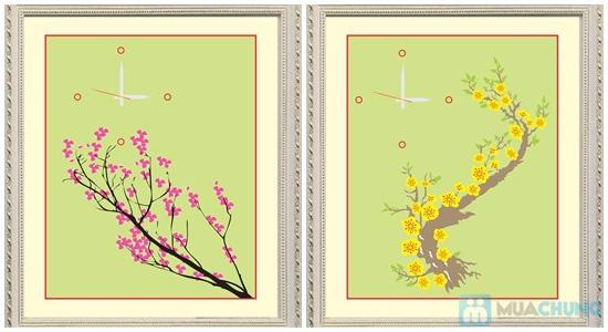 Tranh Thêu Thụt - Tinh hoa nghệ thuật thêu tranh thủ công, món quà Tết đầy ý nghĩa - Chỉ 150.000đ được phiếu 275.000đ - 6