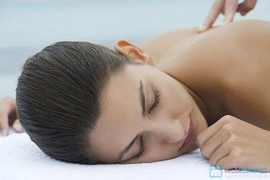Massage body thải độc tố tại Laydy Spa - 2