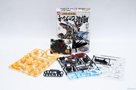 Đồ chơi lắp ghép nhân vật Tam Quốc Chí - Phát triển khả năng quan sát và tư duy của bé - - 1