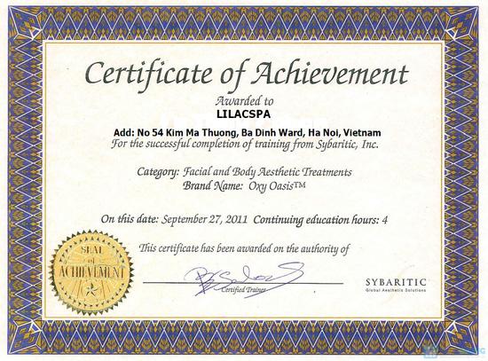 Chăm Sóc Da Bằng Oxygen Peel Giàu Vitamin tại LiLac Spa - Chỉ với 125.000đ/ 01 buổi - 12
