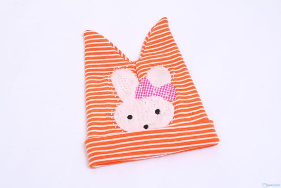 Combo mũ len giáng sinh cho mẹ và bé - 5