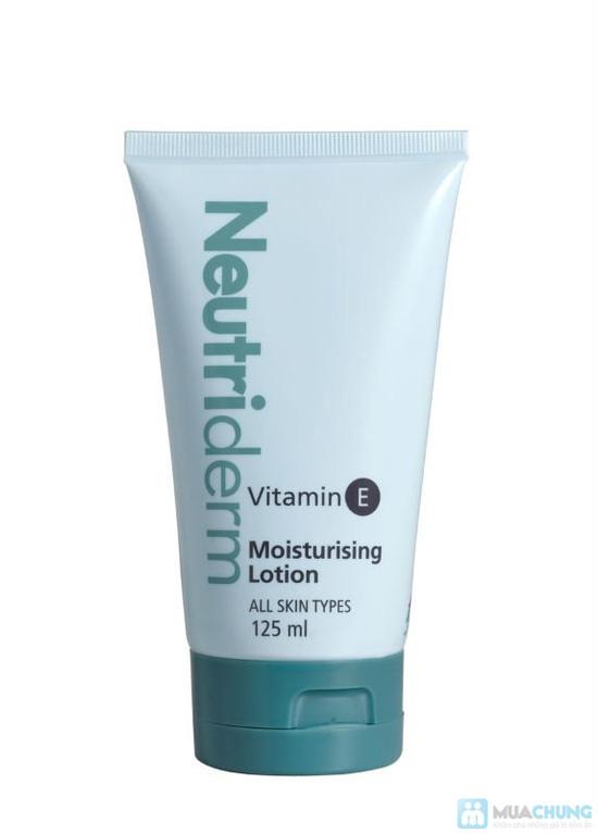 Neutriderm (kem dưỡng da vitamin E thành phần bột keo Yến Mạch) - 8