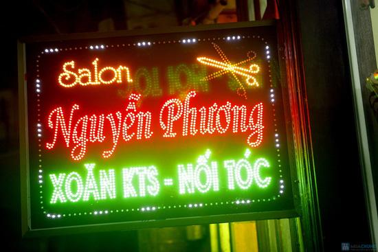 Cắt+Nhuộm+Hấp, Cắt+Uốn+Hấp tại Salon Nguyễn Phương - Chỉ với 200.000 đ - 4