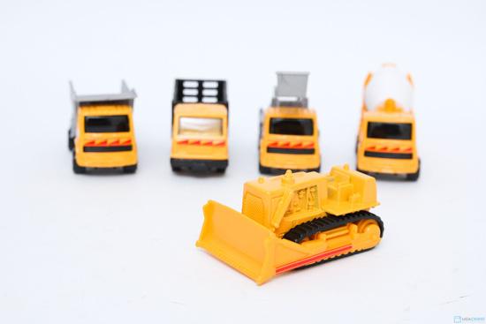 Bộ 5 xe mô hình xe ô tô - 2