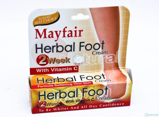 kem trị nứt gót chân mayfair - 1