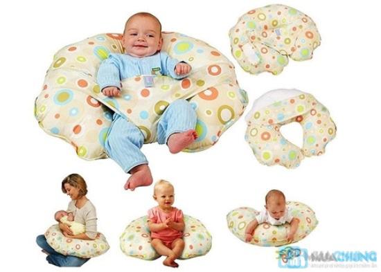 Gối đa năng cho mẹ và bé Lina The Baby Sitter - Chỉ với 250.000đ - thật êm ái và vô cùng tiện lợi - 8