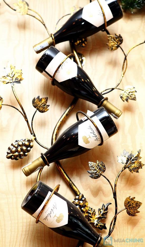 Buffet Giáng sinh 100 món Âu Á, Lẩu thập cẩm,Nướng tại Khách sạn Prestige - Chỉ với 530.000đ - 41
