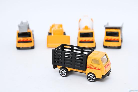 Bộ 5 xe mô hình xe ô tô - 6