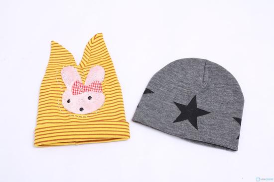 Combo mũ len giáng sinh cho mẹ và bé - 3