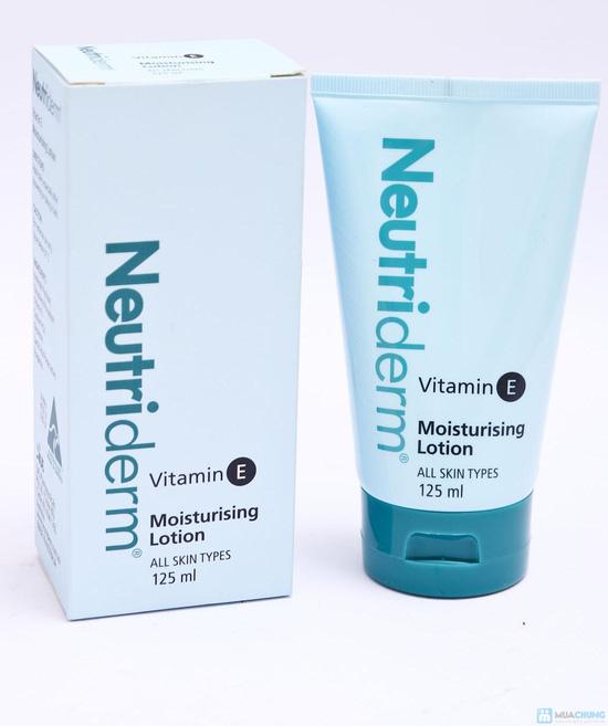 Neutriderm (kem dưỡng da vitamin E thành phần bột keo Yến Mạch) - 3