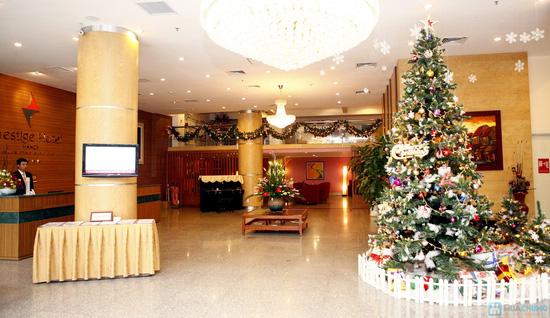 Buffet Giáng sinh 100 món Âu Á, Lẩu thập cẩm,Nướng tại Khách sạn Prestige - Chỉ với 530.000đ - 30