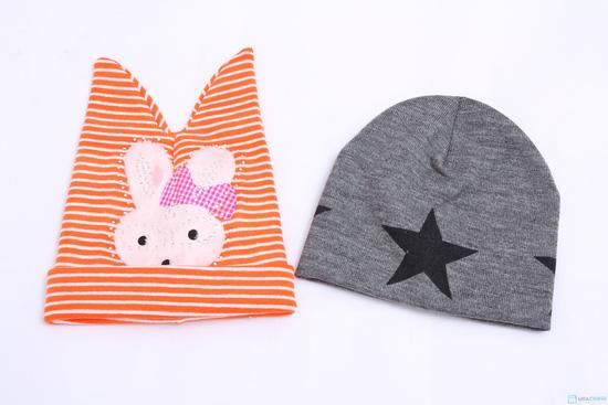 Combo mũ len giáng sinh cho mẹ và bé - 2