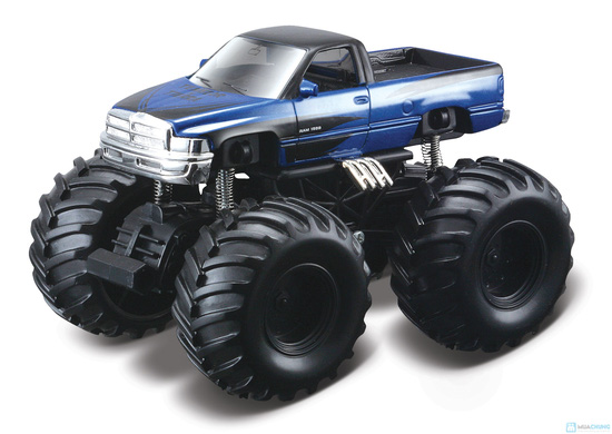 Xe đồ chơi Earth Shockers - Chỉ với 110.000đ - 4