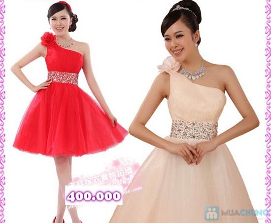 Phiếu mua đầm xòe công chúa và đầm cưới ngắn chụp ngoại cảnh tại Shop LILYKISS - Chỉ 85.000đ được phiếu 200.000đ - 14