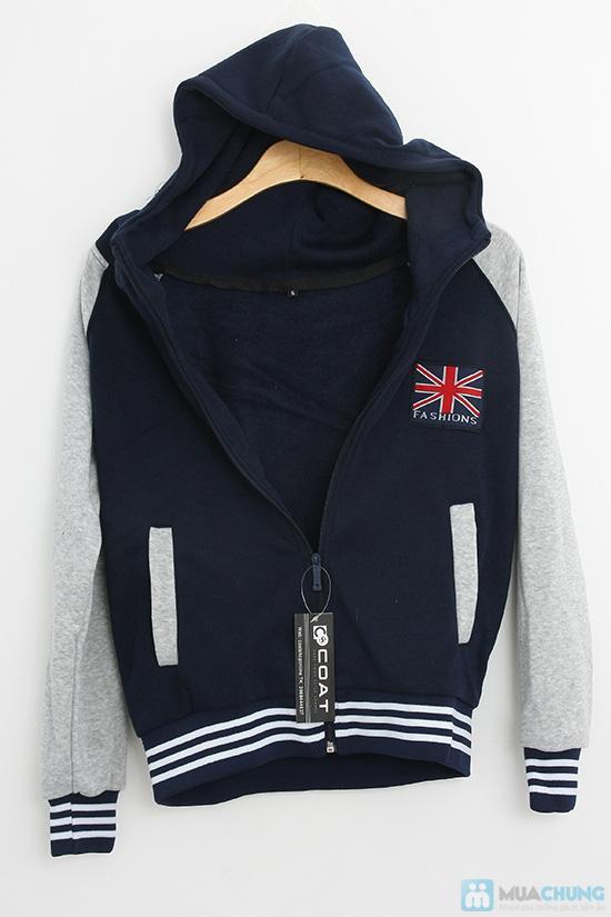 Áo khoác bóng chày phù hợp cả nam và nữ - Chỉ 125.000đ/ 01 áo - 2