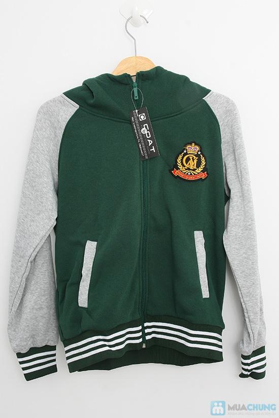 Áo khoác bóng chày phù hợp cả nam và nữ - Chỉ 125.000đ/ 01 áo - 3