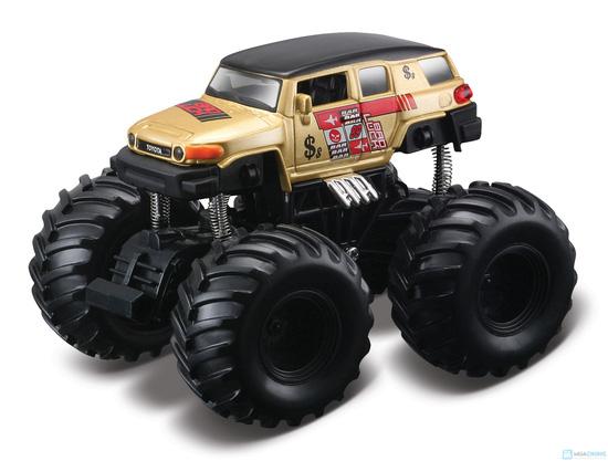 Xe đồ chơi Earth Shockers - Chỉ với 110.000đ - 1