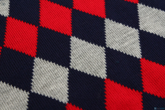 Áo len quả trám cho bé trai - 5
