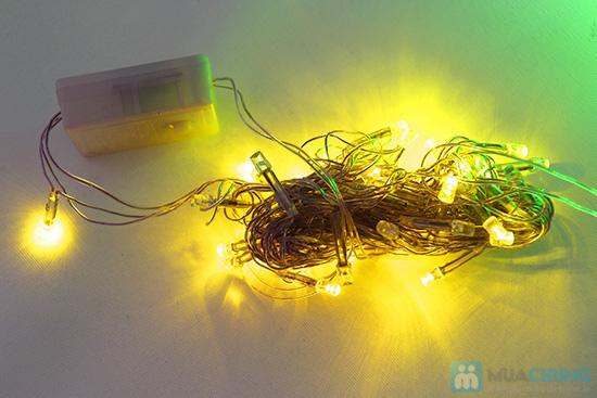 02 dây đèn LED trang trí Noel và ngày Tết - Chỉ 49.000đ/ 01 combo - 7