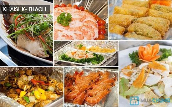 Buffet tối tại nhà hàng Trung Hoa Thaoli - Chỉ với 464.000đ/ 01 người - 1