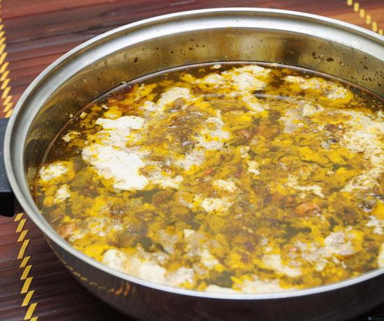 Lẩu canh cua đồng đặc biệt, Bắp bò tươi, Gà ta thơm ngon tại Nhà hàng Thiên Việt - Canh cua đồng - Chỉ với 303.000đ - 7