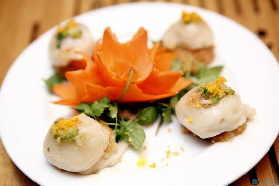 Món ăn đậm đà xứ Huế tại Nhà hàng Trăng Vĩ Dạ. Chỉ 94.000đ/02 người - 3