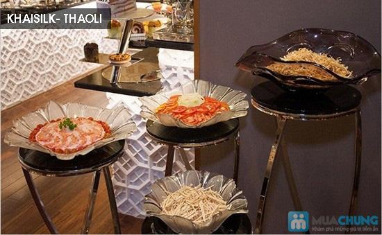 Buffet tối tại nhà hàng Trung Hoa Thaoli - Chỉ với 464.000đ/ 01 người - 8