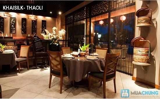 Buffet tối tại nhà hàng Trung Hoa Thaoli - Chỉ với 464.000đ/ 01 người - 15
