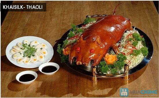 Buffet tối tại nhà hàng Trung Hoa Thaoli - Chỉ với 464.000đ/ 01 người - 6