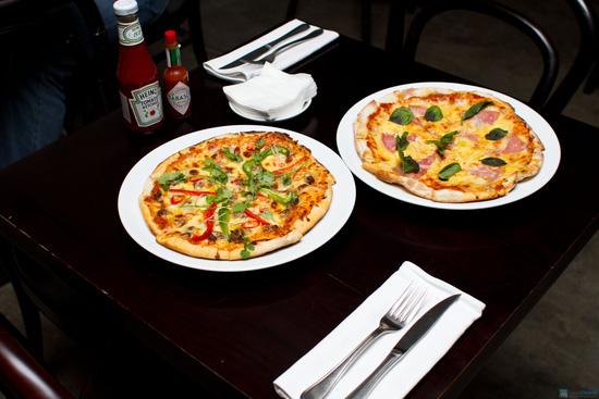 Voucher mua bánh Pizza tại nhà hàng cao cấp Southgate - Chỉ với 95.000đ được phiếu 150.000đ - 4
