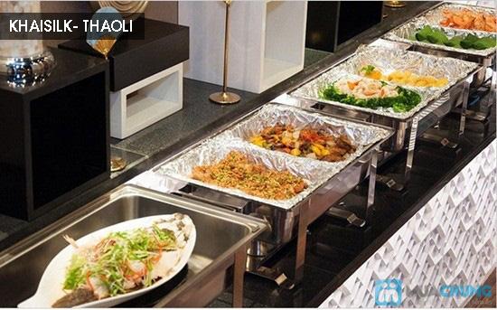 Buffet tối tại nhà hàng Trung Hoa Thaoli - Chỉ với 464.000đ/ 01 người - 4