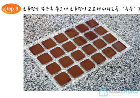 Bộ sản phẩm làm chocolate Giáng Sinh - 4