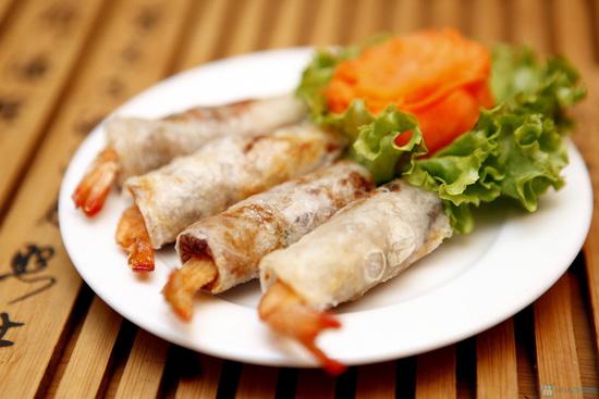 Món ăn đậm đà xứ Huế tại Nhà hàng Trăng Vĩ Dạ. Chỉ 94.000đ/02 người - 5