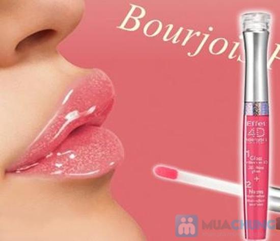 Gợi cảm son bóng dưỡng môi BOURJOIS - Effet 4D - 12