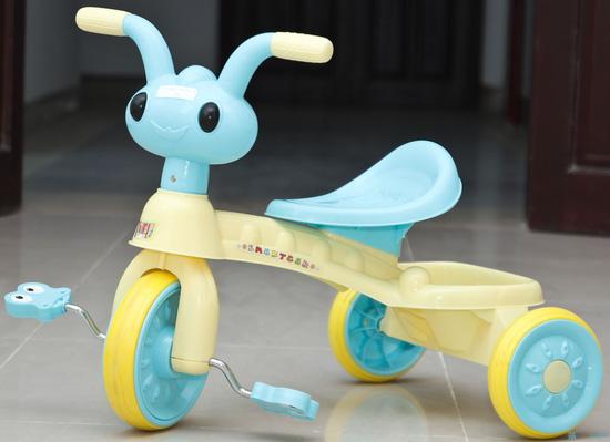 Xe đạp kiến 2100 đáng yêu cho bé - 1