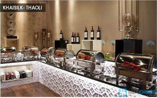 Buffet tối tại nhà hàng Trung Hoa Thaoli - Chỉ với 464.000đ/ 01 người - 17