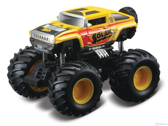 Xe đồ chơi Earth Shockers - Chỉ với 110.000đ - 2